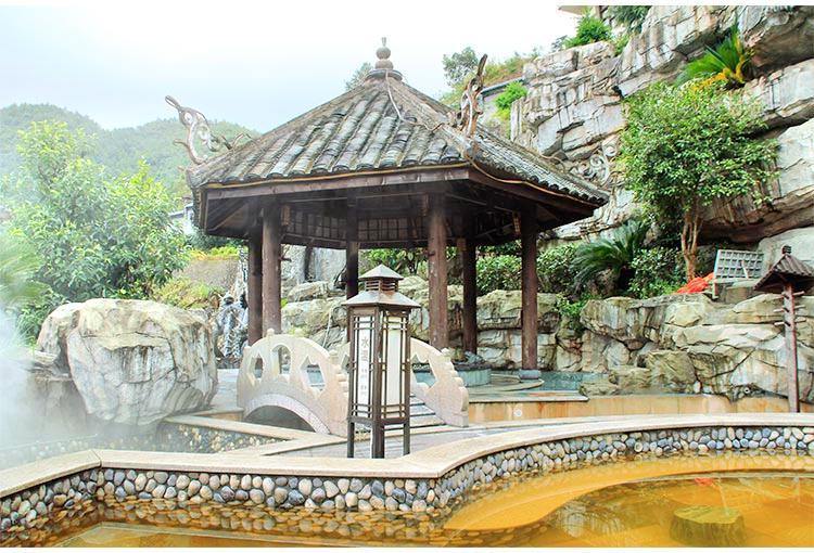 玉龍山氡泉度假村