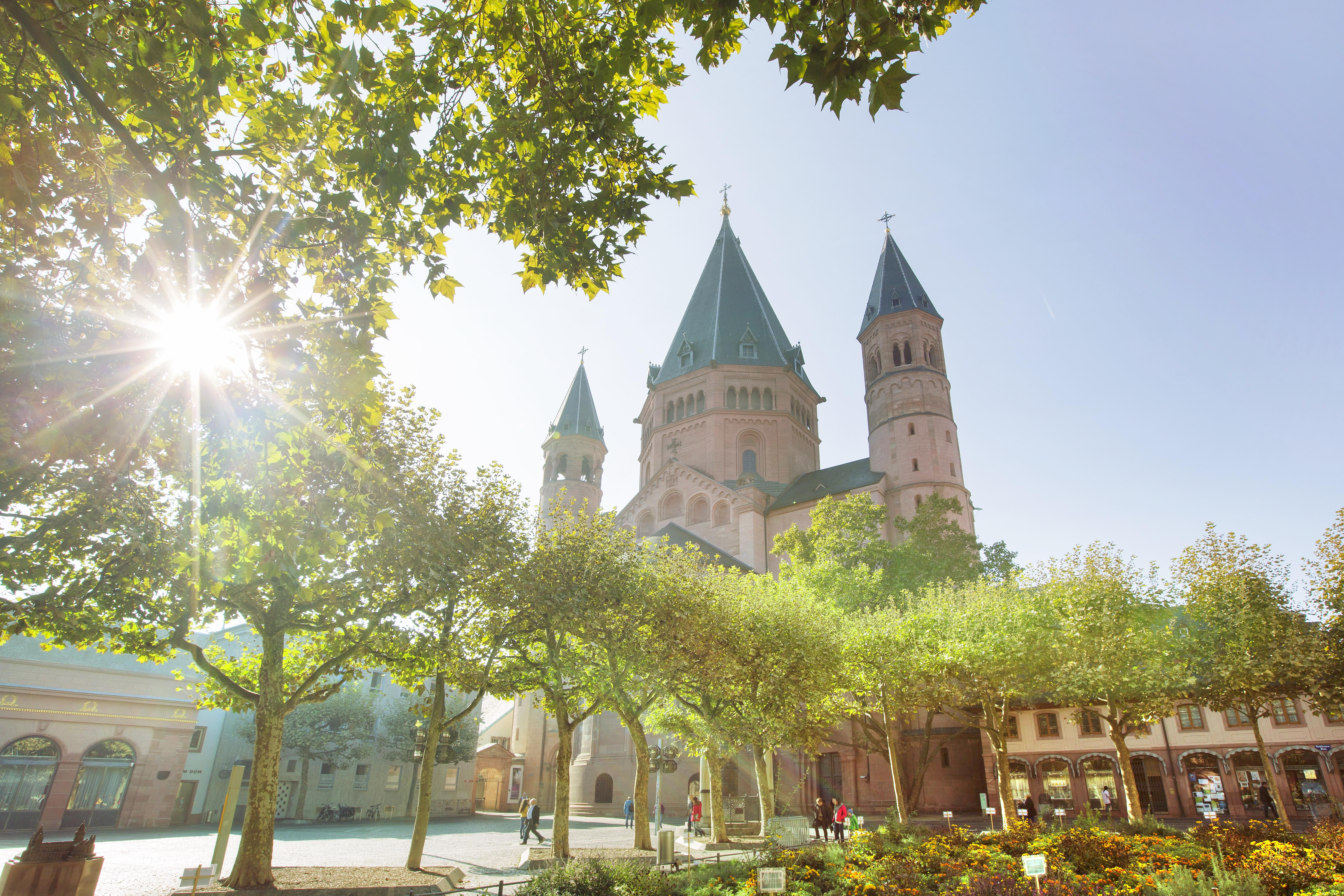 Mainz大教堂