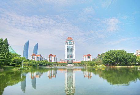 Xiamen University Furong Lake
