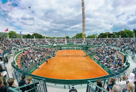 Tennis Museum of Roland Garros