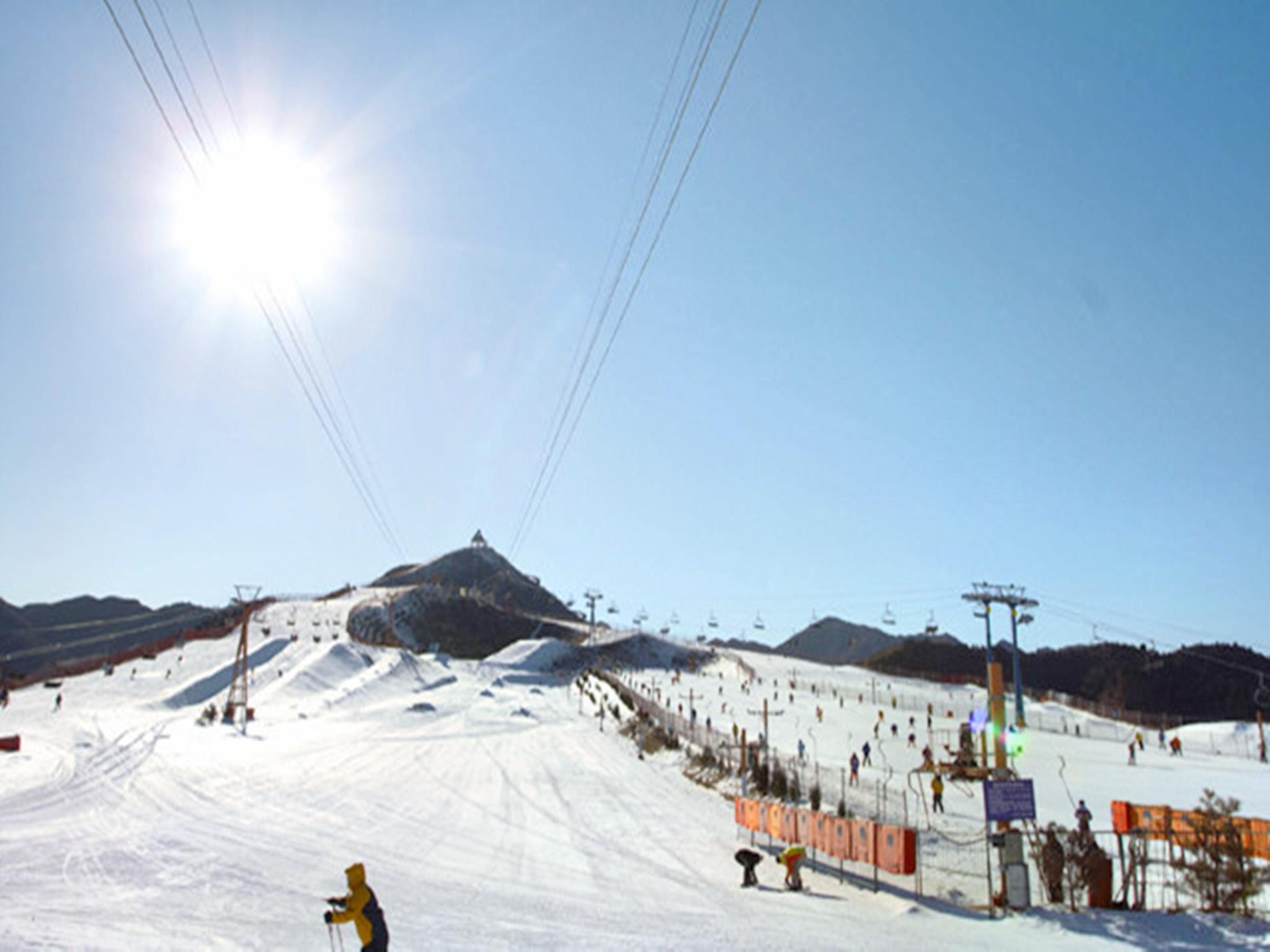 七星嶺滑雪場