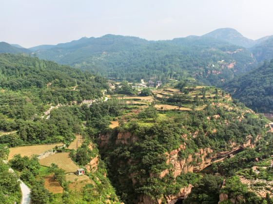 Fuxi Mountain Xuehua Cave Scenic Resort