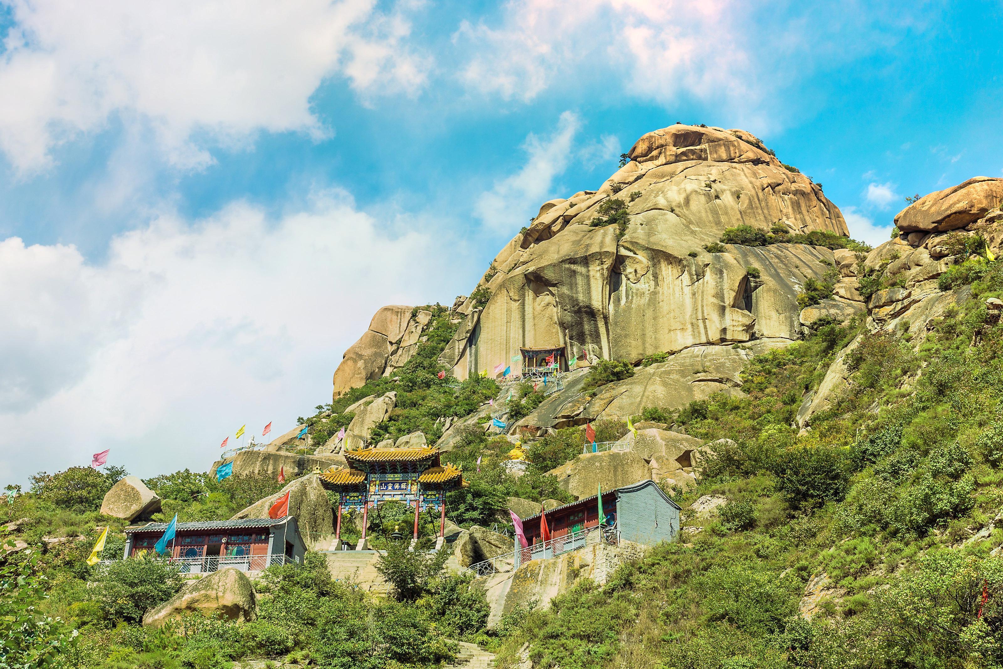 Lama Mountain Scenic Area