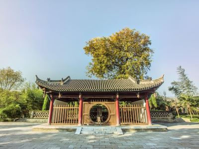 The Ma Chao Tomb Temple