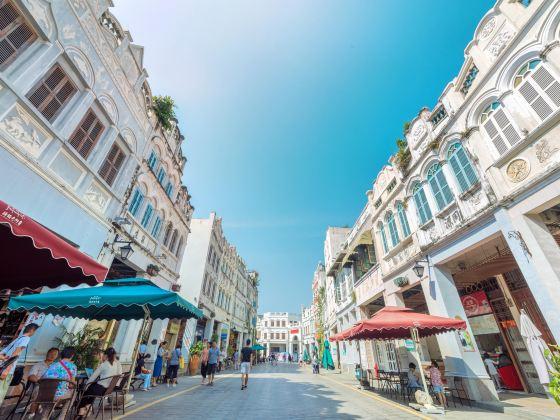 Haikou Zhongshan Road