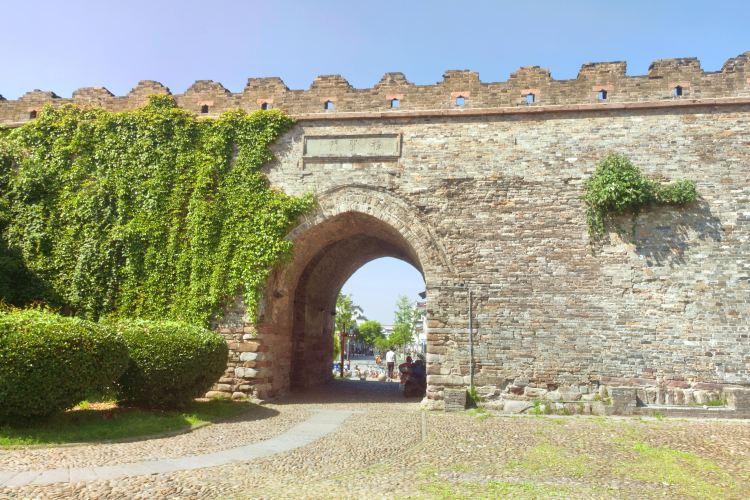衢州古城牆