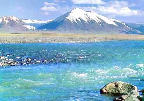 巴顏喀拉山