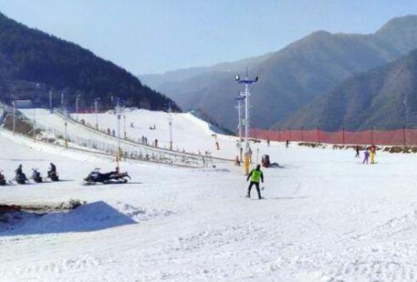 싱룽산 스키장