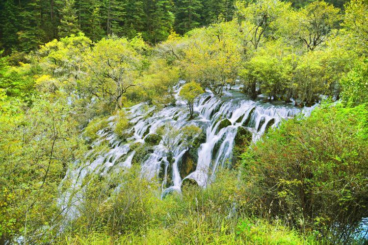 Shuzheng Waterfall