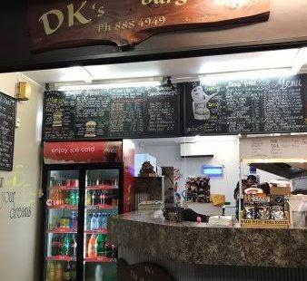DKs Burger Bar