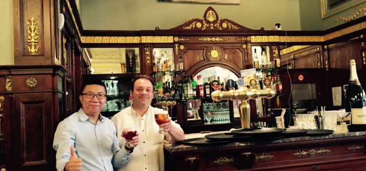 Taverne Greenwich1