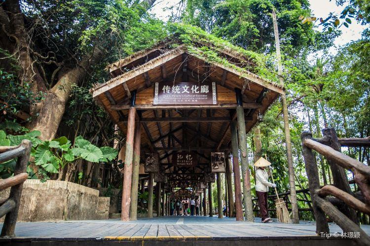 Binlang Ethnic Village2