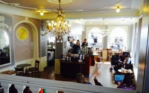 Starbucks Coffee House