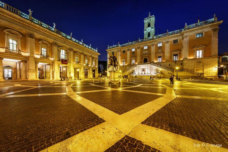 Piazza del Campidoglio2