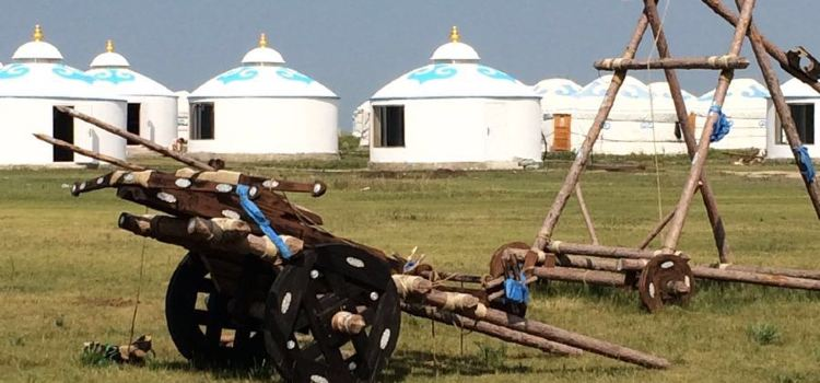 莫日格勒蒙古大營1