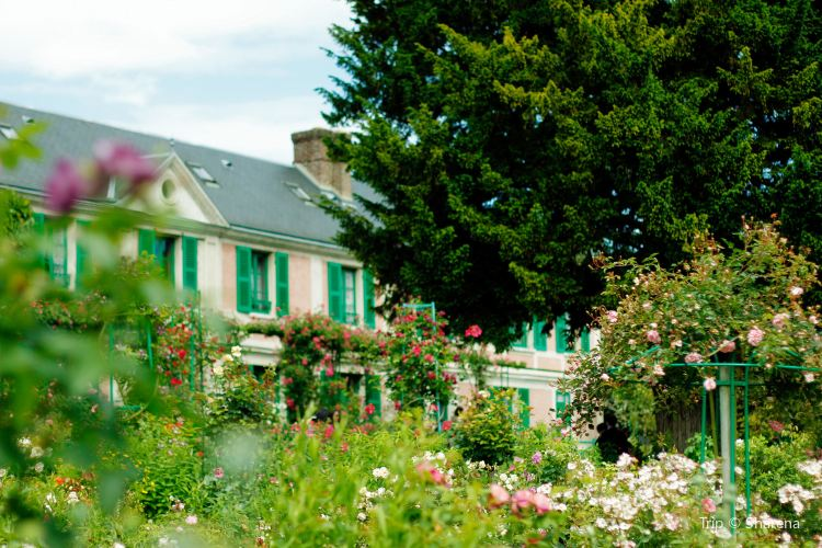 Claude Monet's House and Gardens2