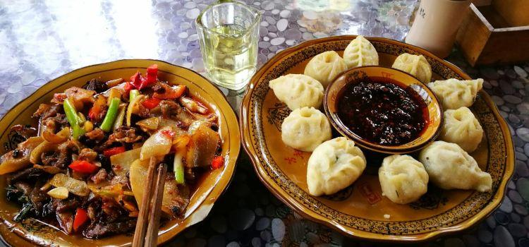 阿佳啦藏餐燒烤(九寨溝店)1