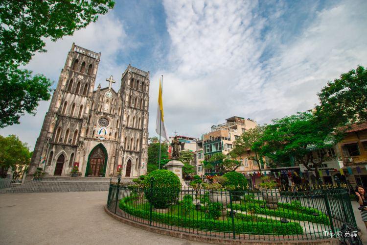 St. Joseph's Cathedral, Hanoi1