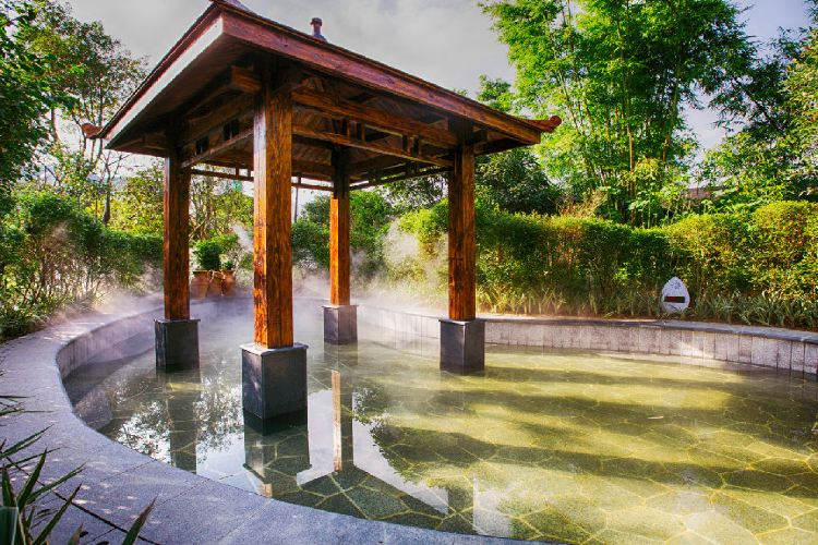 Rucheng Hot Spring Fuquan Resort2