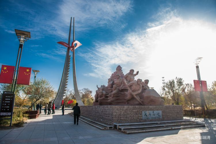 Jiangjunlou Park3