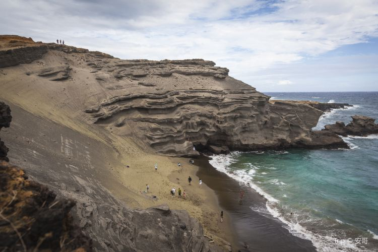 Papakolea Green Sand Beach1