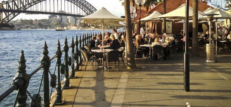 Sydney Cove Oyster Bar1