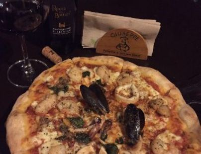 Giuseppe Pizzeria & Sicilian Roast