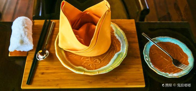 亞龍灣紅樹林度假酒店泰餐廳2