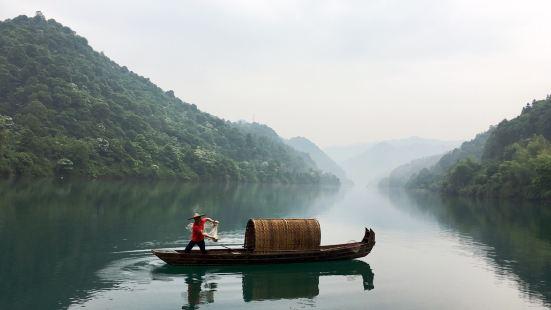 東江湖山水四秀農莊