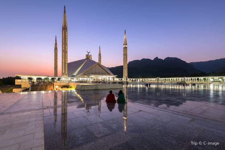 Faisal Mosque1