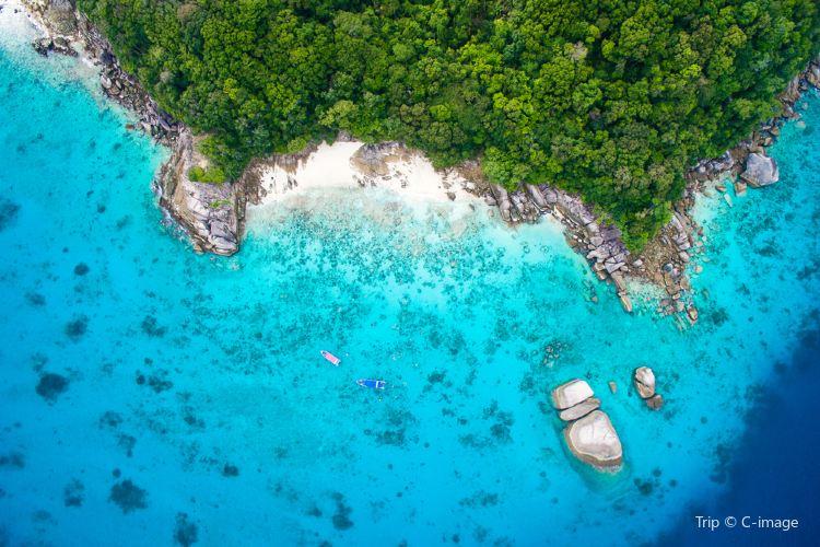 斯米蘭群島1