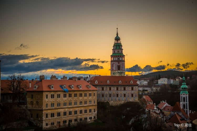 Český Krumlov Castle3