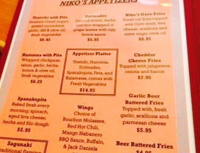 Nikos Grill and Pub