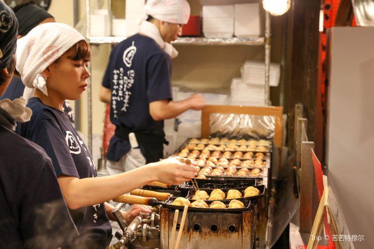 大阪章魚燒博物館3