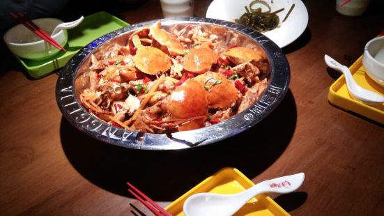 胖哥倆肉蟹煲(淮安萬達店)