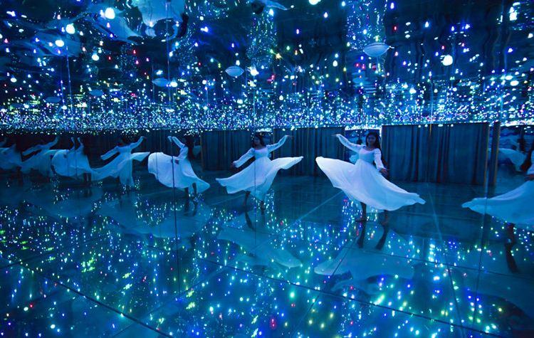 梵高星空藝術館1