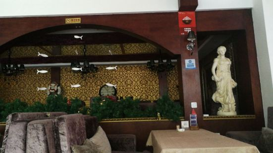 塞納左岸西餐咖啡廳(騰衝店)