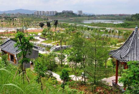 Linyilan Shan Meiguihu Qiche Park