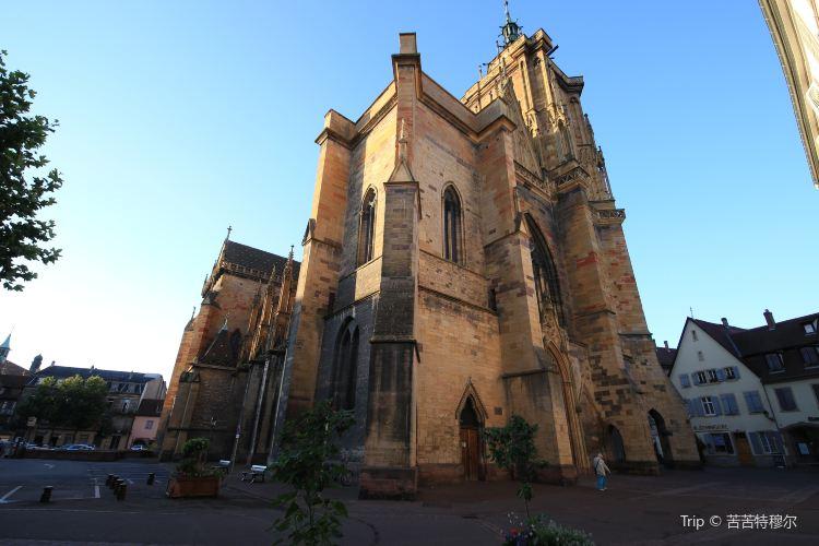 科爾瑪聖馬丁教堂1