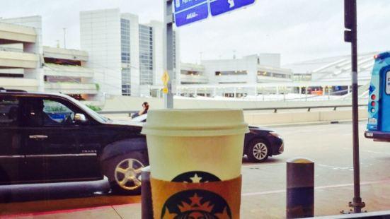 星巴克(dfw airport)