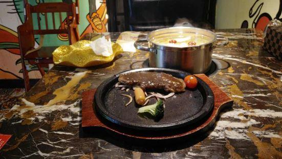 吉布魯牛排海鮮自助(彭州東大街店)