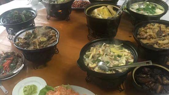 大明山農夫土菜館