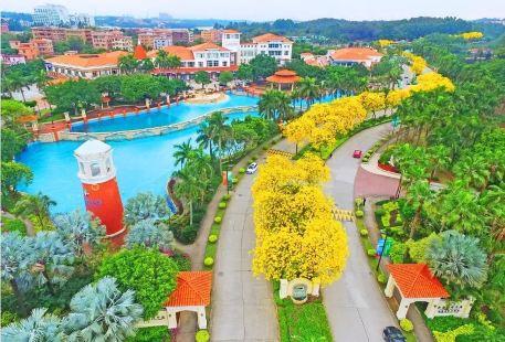 Danzao Fairy Lake Resort