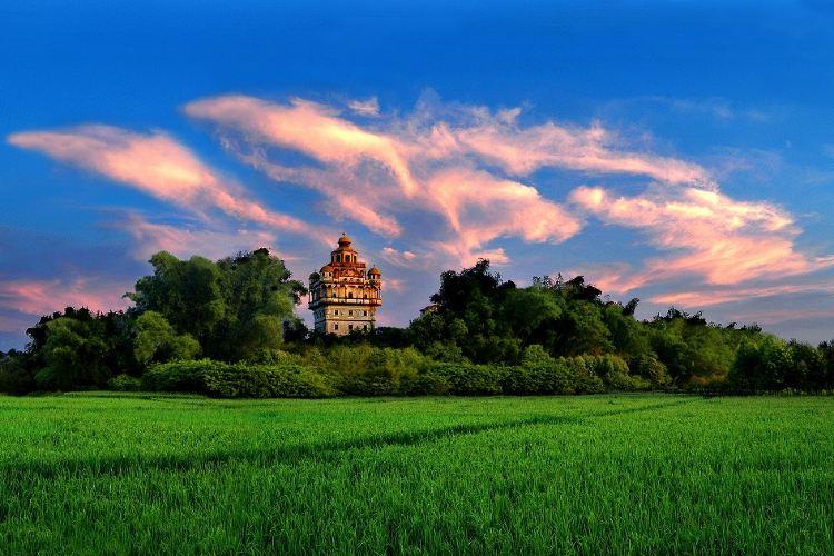 Jinjiangli Towers Group4