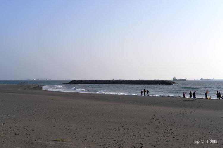 旗津海水浴場2