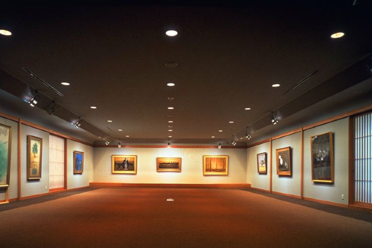 成川美術館2