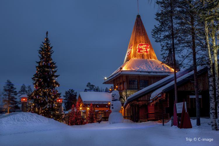 聖誕老人村1