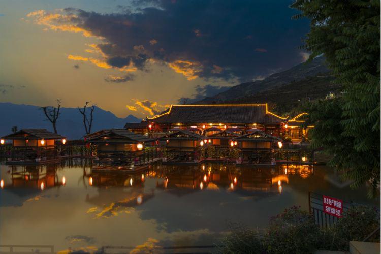Huawu Renjian Scenic Area in Panzhihua4