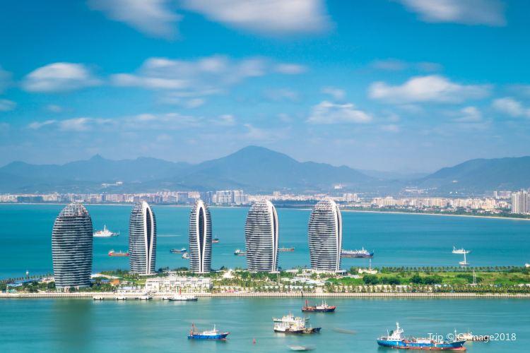 Fenghuang Island1
