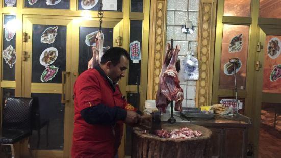 夏馬勒巴格美食街